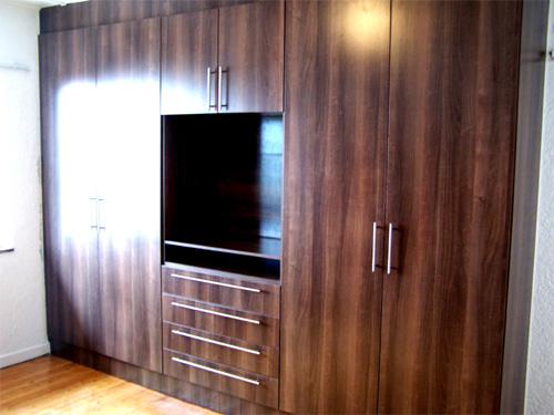 Beyond kitchens affordable built in bedroom cupboards in - Kitchen built in cupboards designs ...